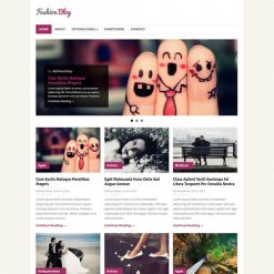 MyThemeShop Fashionblog WordPress Theme