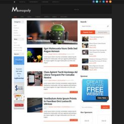 MyThemeShop Monopoly WordPress Theme