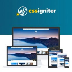 CSS Igniter Aegean Resort WordPress Theme