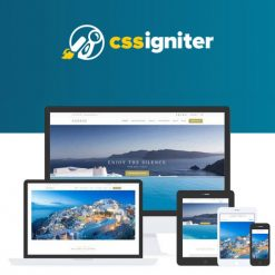 CSS Igniter Andros WordPressTheme