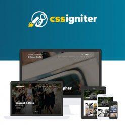 CSS Igniter Benson WordPress Theme