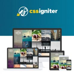 CSS Igniter Coastline WordPress Theme