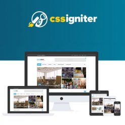 CSS Igniter Noozbeat WordPress Theme