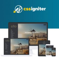 CSS Igniter Palermo WordPress Theme
