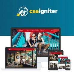 CSS Igniter Pinmaister WordPress Theme