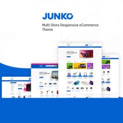 Junko - Technology Theme for WooCommerce WordPress