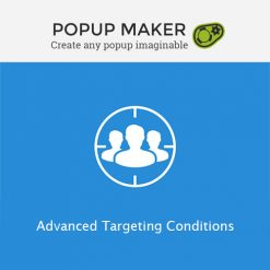 Popup Maker - Advanced Targeting Conditions