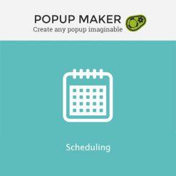 Popup Maker - Scheduling