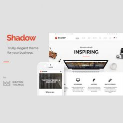Shadow - Responsive & Retina Multi-Purpose Theme