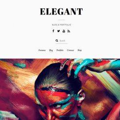 Themify Elegant WordPress Theme