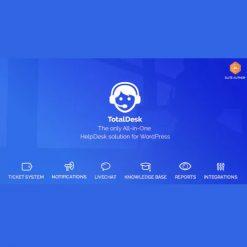 TotalDesk – Helpdesk, Live Chat, Knowledge Base & Ticket System