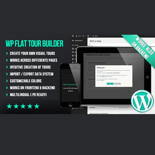WP Flat Tour Builder