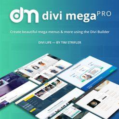 DiviLife - Divi Mega Pro
