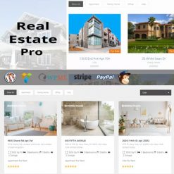 Real Estate Pro - WordPress Plugin