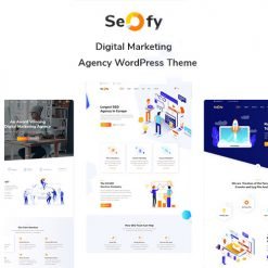 Seofy - SEO & Digital Marketing Agency WordPress Theme