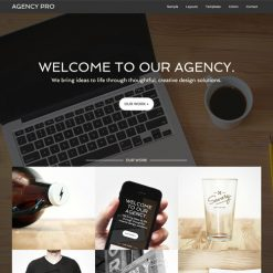 StudioPress Agency Pro Genesis WordPress Theme