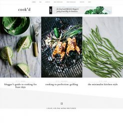 StudioPress Cookd Pro Genesis WordPress Theme