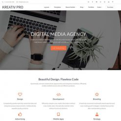 StudioPress Kreativ Pro Genesis WordPress Theme