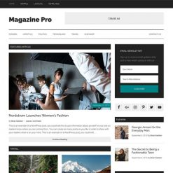 StudioPress Magazine Pro Genesis WordPress Theme