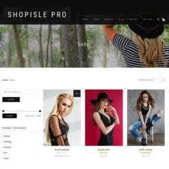 ThemeIsle ShopIsle Pro WordPress Theme