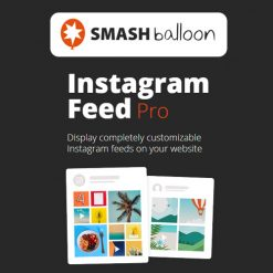 Instagram Feed Pro By Smash Balloon