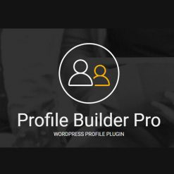 Profile Builder Pro - Wordpress Plugin