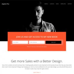 StudioPress Aspire Pro Genesis WordPress Theme