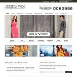 StudioPress Jessica Genesis WordPress Theme