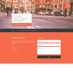 StudioPress Kickstart Pro Genesis WordPress Theme