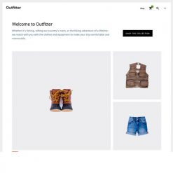 StudioPress Outfitter Pro Genesis WordPress Theme