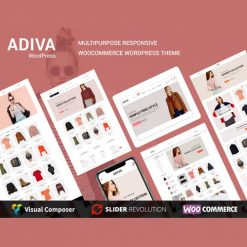 Adiva - eCommerce WordPress Theme