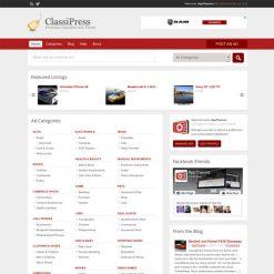 AppThemes ClassiPress - WordPress Classified Ads Theme