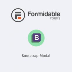 Formidable Forms - Bootstrap Modal