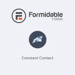 Formidable Forms - Constant Contact