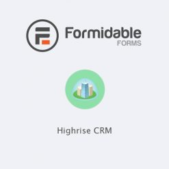 Formidable Forms - Highrise CRM