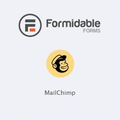 Formidable Forms - MailChimp