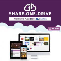 Share-one-Drive   OneDrive plugin for WordPress