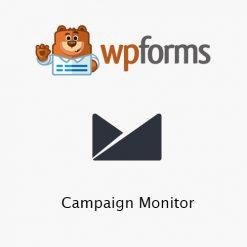 WPForms - Campaign Monitor