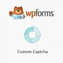 WPForms - Custom Captcha