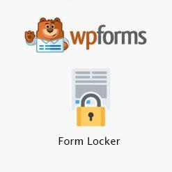 WPForms - Form Locker