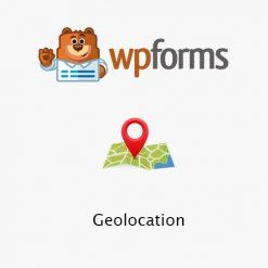 WPForms - Geolocation