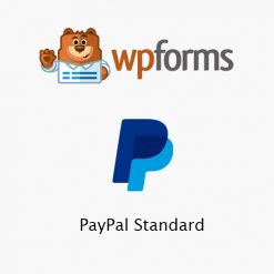 WPForms - PayPal Standard