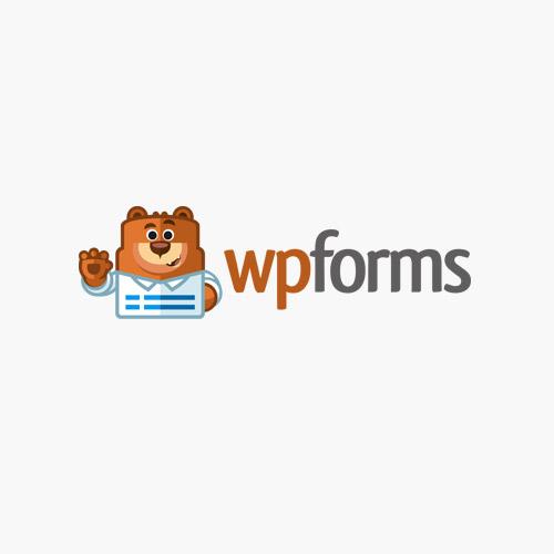 WPForms - Drag & Drop WordPress Form Builder