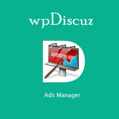wpDiscuz - Ads Manager