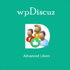 wpDiscuz - Advanced Likers