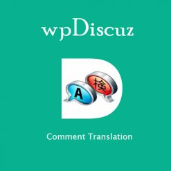 wpDiscuz - Comment Translation