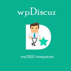 wpDiscuz - myCRED Integration